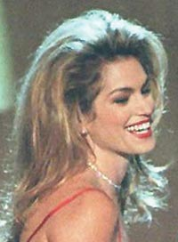 Cindy Crawford Best and Worst '90s Hair
