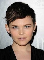Short, Edgy Hairstyles for Round Faces