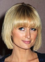 Blunt Hairstyles for Round Faces