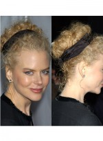 Formal Hairstyles for Heart-Shaped Faces
