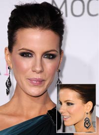 Makeup For Hazel Eyes Kate Beckinsale