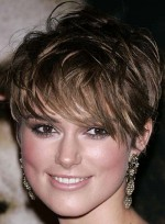 Edgy Hairstyles for Square Faces