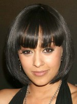 Black Hairstyles for Diamond Faces