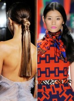 Best Fashion Week Hair and Makeup