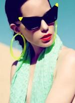 Hot Spring Trend: Neon Done 18 Ways
