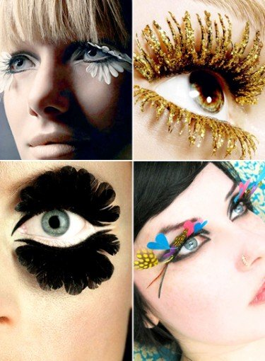 18 Awesomely Extreme Eyelashes