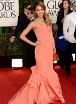 The Golden Globes' Red Carpet Winners