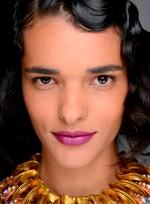 Get the Look: Magenta Lips