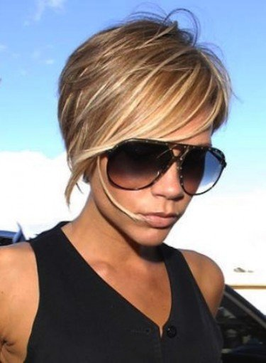 How To Do Short Hair Highlights Beauty Riot
