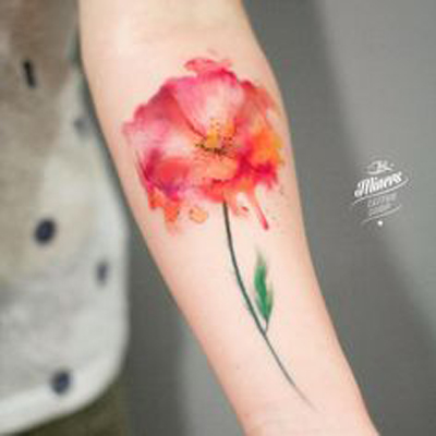 13 Insanely Stunning Floral Tattoos