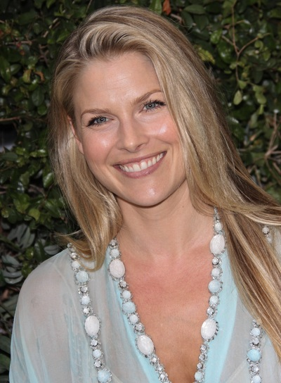 Ali Larter Long, Straight, Sexy, Layered, Blonde Hairstyle