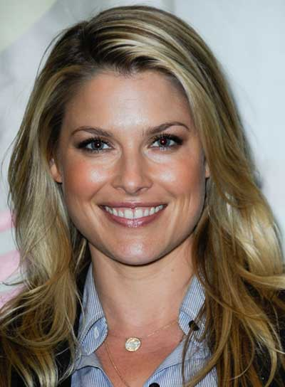 Ali Larter Sexy, Blonde, Tousled Hairstyle