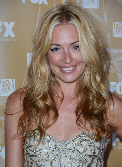 Cat Deeley Long, Wavy Hairstyle