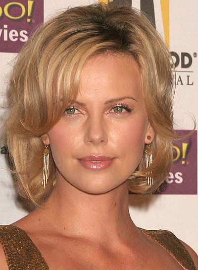 Charlize Theron's Blonde Bob