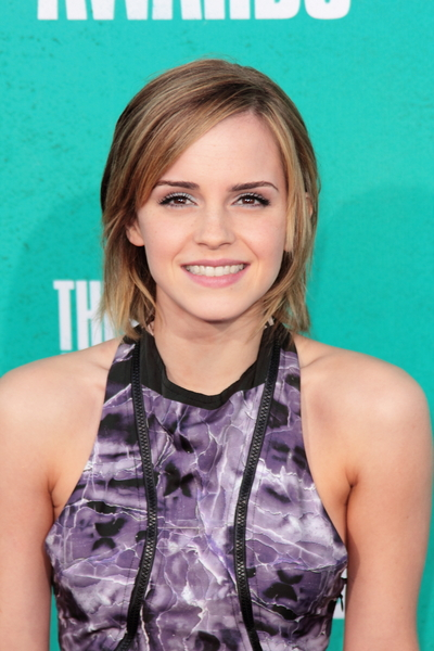 Emma Watson's Short, Straight, Chic, Bob Hairstyle