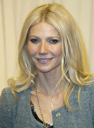 Gwyneth Paltrow Long, Sophisticated Hairstyle