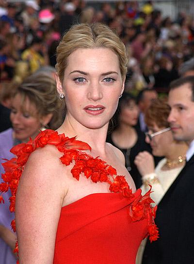 Kate Winslet Blonde, Prom Updo
