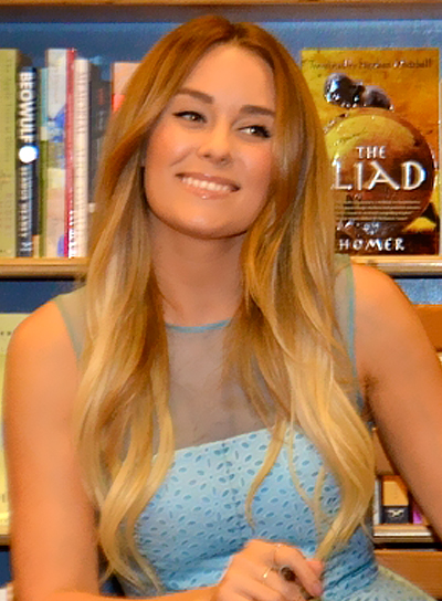 Lauren Conrad's Long, Chic, Wavy, Blonde Hairstyle