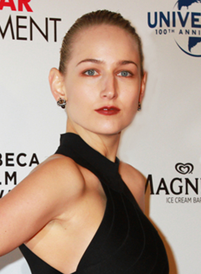 LeeLee Sobieski's Chic, Sophisticated, Updo Hairstyle