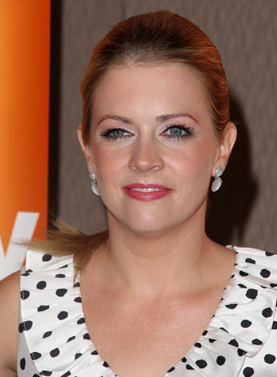 Melissa Joan Hart Chic, Blonde Ponytail