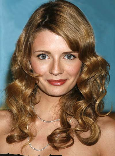 Mischa Barton Long, Curly, Sexy Hairstyle