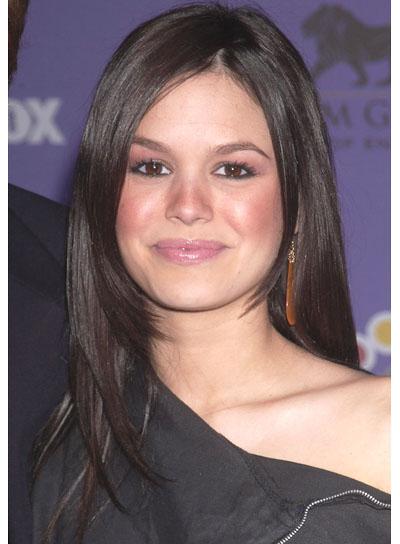 Rachel Bilson's Long, Straight, Layered Hairstyle