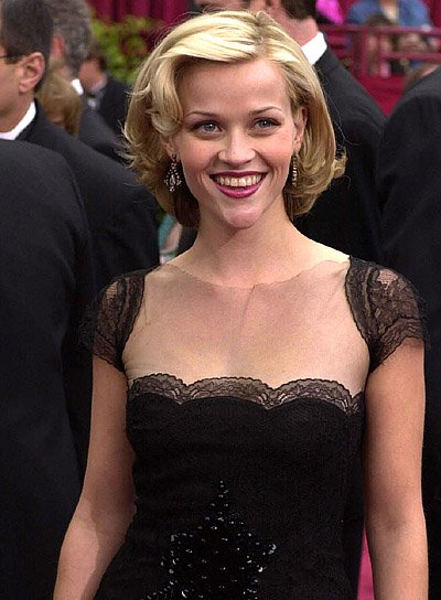 Reese Witherspoon Blonde Bob